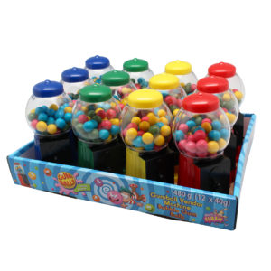 13501 Bubble Gum Machine 4 colours
