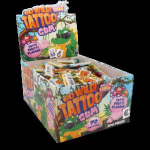 50009 Go Wild Tattoo Gum Dspl Kopie